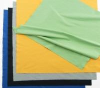 Microfiber Cleaning Cloths – 5 Extra Large Colorful Cloths