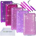Apple iPod Touch 4 Bling Hard Case Bundle – 12 Pieces