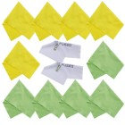 Microfiber Cleaning Cloths – 12 Cloths
