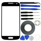 Samsung Galaxy S4 Mini Screen Replacement Kit with Replacement Glass and Full Tool Kit