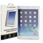 Premium Tempered Glass Screen Protector – 2 x Real Glass Screen Protectors with Oleophobic Coating Compatible with Apple iPad Air 1 and 2